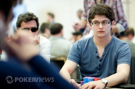 """Nedělní přehled: David """"davidv1213"""" Vamplew vyhrál PokerStars $109 Rebuy"""