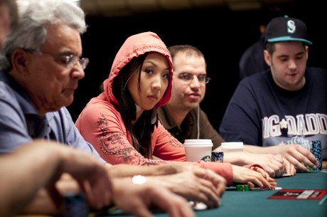 Video Blog: PokerNews' Kristy Arnett's First Experience with Ultimate Poker