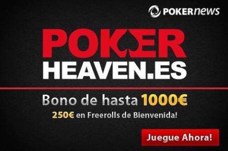 PokerHeaven.es CEP y Heads-Up