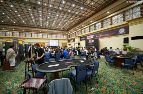 2013 PokerStars.net APPT Cebu Day 1a: Ivan Zalac Leads