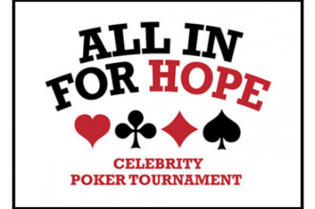 All In For Hope Celebrity Poker Tournament with Jamie Gold, Tony Danza and More