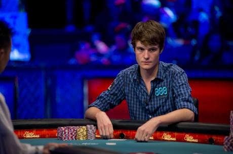 2012 WSOP 메인 이벤트 3위 제이크 발시거