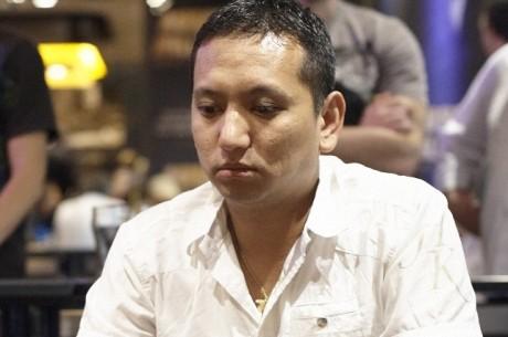 Milan Gurung lidera el Día 1b el APPT Cebú Main Event