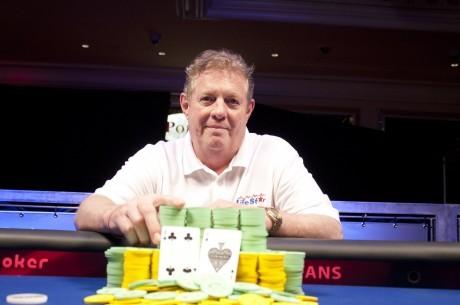 Роджер Кэмпбелл выиграл Heartland Poker Tour River City Casino и...