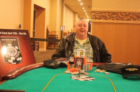 Chris Reslock Captures 6th WSOP Circuit Ring to Tie Record