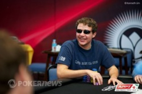 Día 3 el APPT Cebú Main Event mesa final; Collopy lider en fichas
