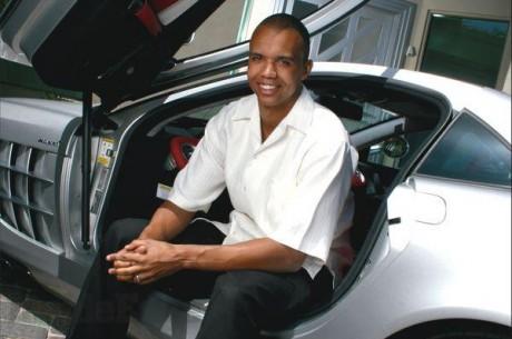 Kokius automobilius vairuoja pokerio žvaigždės?