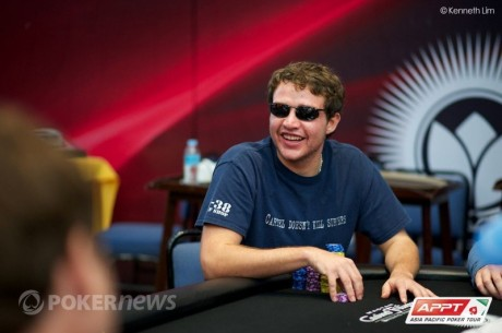 2013 PokerStars.net APPT Cebu Day 3: Jim Collopy Leads Final Table