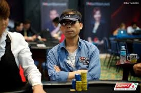 Jae Kyung Sim, ganador del 2013 APPT Cebu del Main Event (PHP 3.948.000)!
