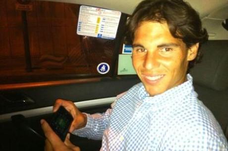 SCOOP 5 con Rafael Nadal