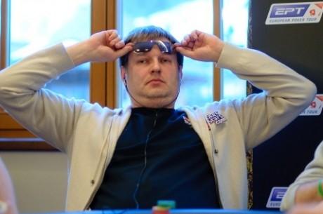 Henri Käsper alustab täna €10 600 sisseostuga EPT Grand Final turniiril