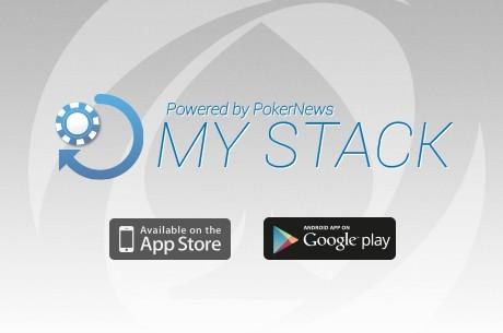 Aplikace PokerNews My Stack nyní ke stažení