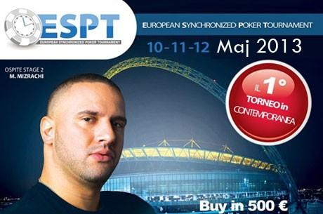 Evropski Sinhronizovani Poker Turnir u Temišvaru