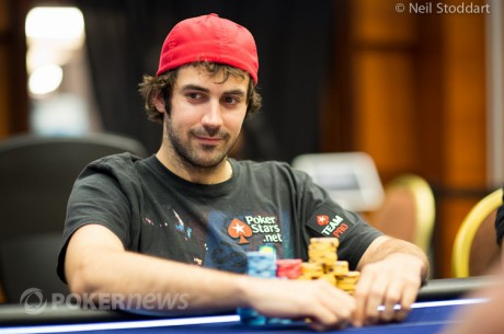 Jason Mercier vant €2K Open-Face Chinese Poker øvelsen ved EPT Grand Final
