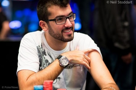 Season 9 EPT Grand Final Main Event Day 1b: Sbrissa Takes Overall Lead