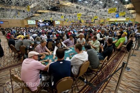 进军WSOP:Rio每日深筹码