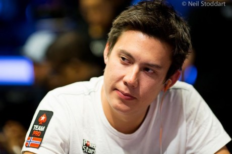 Season 9 EPT Grand Final Main Event Day 3: Johnny Lodden Maintains Lead