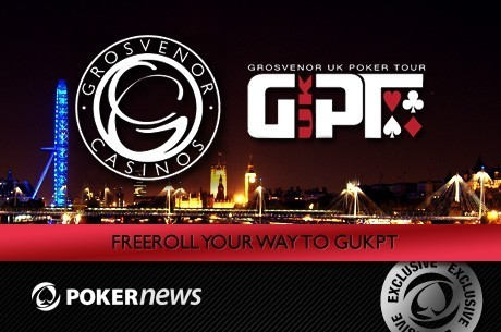GUKPT Stockton Main Event Reaches its Final Table Where Neil Raine Leads