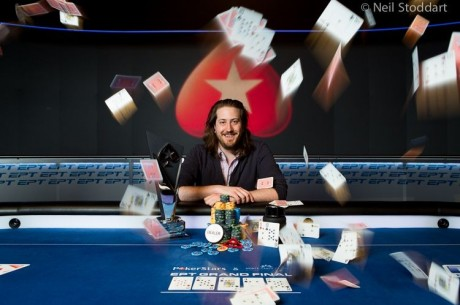 Steve O'Dwyer je Šampion Sezone 9 European Poker Tour Grand Final Main Eventa