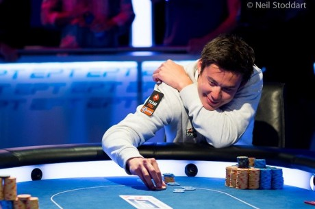 Johnny Lodden med 3.plass under EPT Grand Final 2013