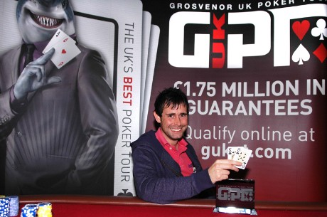 Neil Raine Reigns Supreme in the GUKPT Stockton Main Event