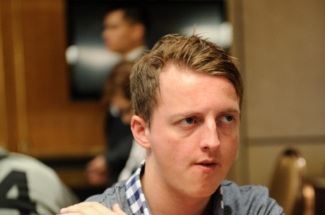 Matt Perrins wins the Sunday Second Chance at PokerStars