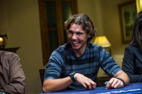 Para Rafael Nadal el poker se asemeja al tenis
