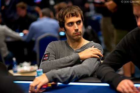 EPT Grand Final Super High Roller - Jason Mercier na prowadzeniu