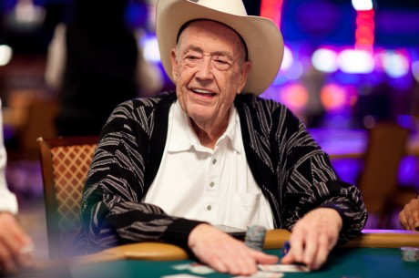 Doyle Brunson to Forgo Tournament Play at the WSOP
