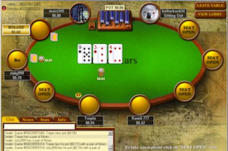 """PokerStars """"Team Online"""" turi naują narį"""