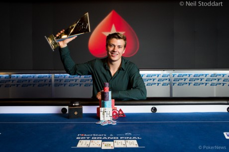 Max Altergott Wins EPT Grand Final Super High Roller for €1,746,400; Jason Mercier 2nd