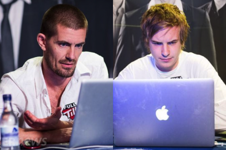 The Online Railbird Report: The Professionals Dominate with $1.5M Wins