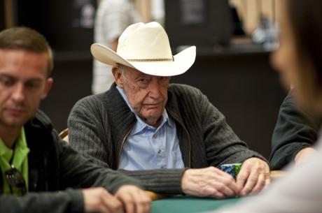 Doyle Brunson gali nedalyvauti 2013 WSOP