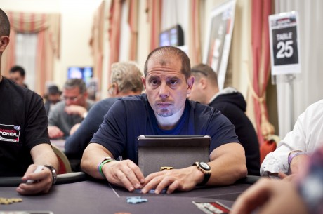 2013 World Poker Tour World Championship Día 1: Failla consigue el primer día
