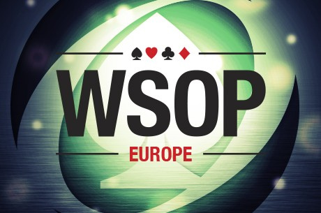 2013 World Series of Poker Europe programet er annonsert
