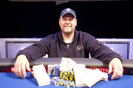 Pat Steele Wins HPT Soaring Eagle Casino for $155,636; Joe Cada Finishes Fourth