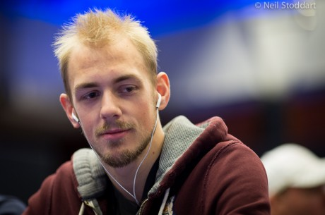 "Stephen ""stevie444"" Chidwick Wins his First SCOOP Title"