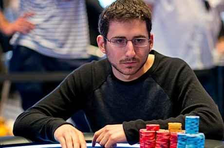 2013 World Poker Tour $100,000 Super High Roller Day 1: Silverman, Timoshenko in Front