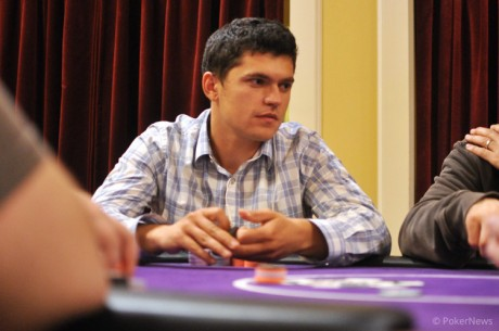 World Series de Poker National Championship Día 1: Vornicu como lider