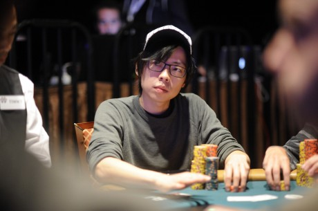 2013 World Poker Tour $100,000 Super High Roller Day 2: Courtney and Cheong Lead Final