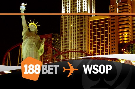 Fortsatt gode verdier ved 188BET WSOP kampanje