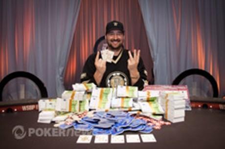 ¿Quién a ganado más títulos y brazaletes en las WSOP?