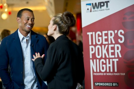 The Tiger Woods of Poker... Literally