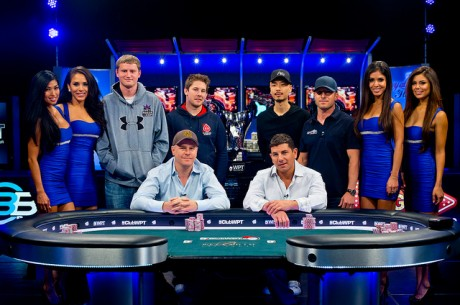 Chino Rheem Venceu o  World Poker Tour Championship de 2013!!