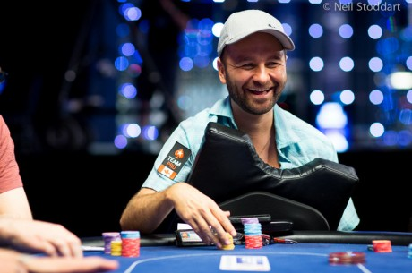 Daniel Negreanu Brilha no SCOOP