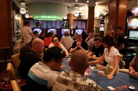 Reedesele Casino Grand Prix eriturniirile järgneb Blackjacki laua avamine