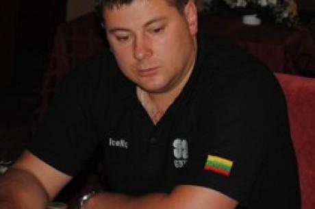Eureka Poker Tour; Finalinėje dienoje vienas lietuvis, dar du pasiekė apmokamas vietas