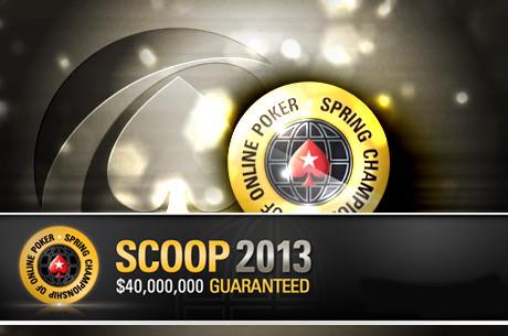 Spring Championship of Online Poker 2013 - De statistieken