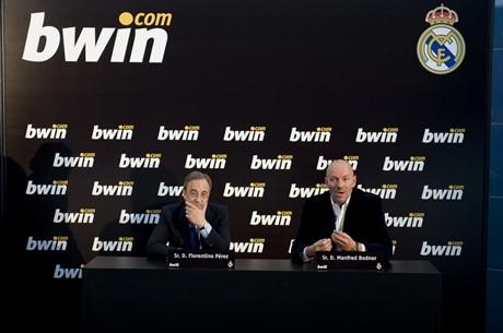 bwin socio del Real Madrid y nuevos acuerdos