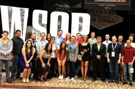 PokerNews' WSOP Live Reporting Team Ready for Action in LV